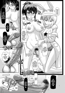 Futanari Check-Up sample page 2