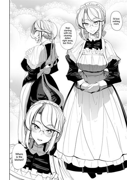 Gentlemans Maid Sophie 1 sample page 1